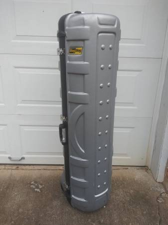 Photo Bag Boy Large Hard Shell Golf Club Travel Case - Exc Cond with Keys - $99 (Lawrenceville - Pleasant Hill Rd and I85)