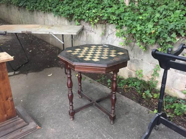 Photo Checker board - $40 (Anniston)