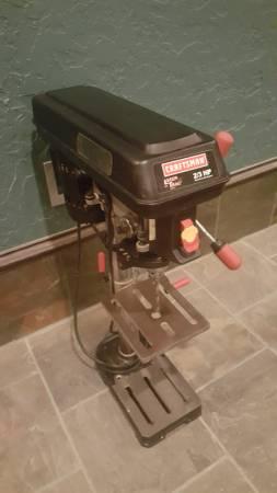 Photo Craftsman Laser Drill Press - $175 (Glencoe)