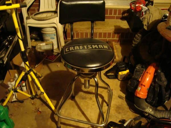Photo Craftsman Shop Stool - $50 (Gainesville)