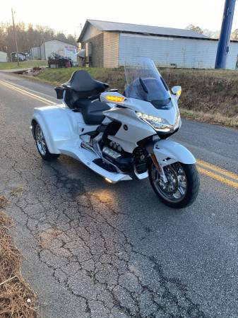Photo HONDA GOLDWING GL 1800 W CSC ENCORE TRIKE KIT CONVERSION - $36,500 (Rome,GA)
