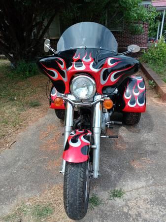 Photo Harley-Davidson Sportster Trike - $5,000 (Madison)