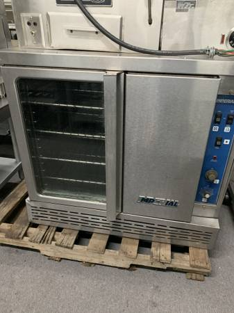 Photo Imperial gas convection oven for sale - $1,450 (mableton)