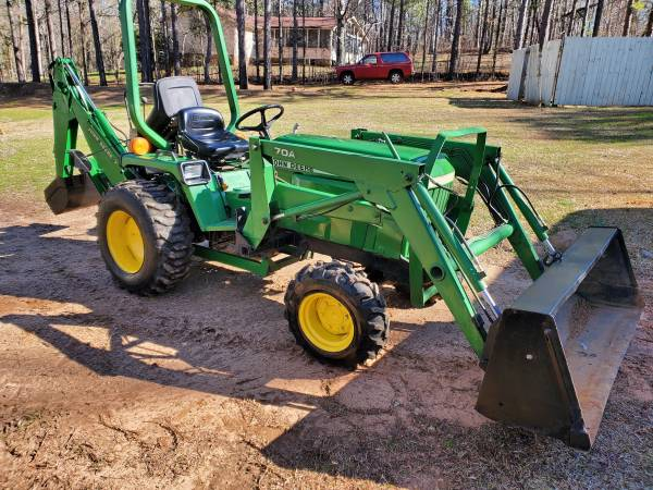 Photo John Deere 955 tractor - $12000 (Anniston, Al)