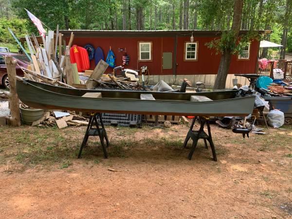 Photo Jon boats - $1,200 (Wedowee)