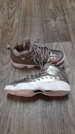 Photo MENS NIKE AIR JORDAN RETRO TEAM JORDAN COPPER SIZE 8.5 - $100 (McDonough)