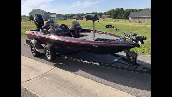 Photo Mercury Optimax with Ranger Bass Boat - $11000 (Hartselle AL)