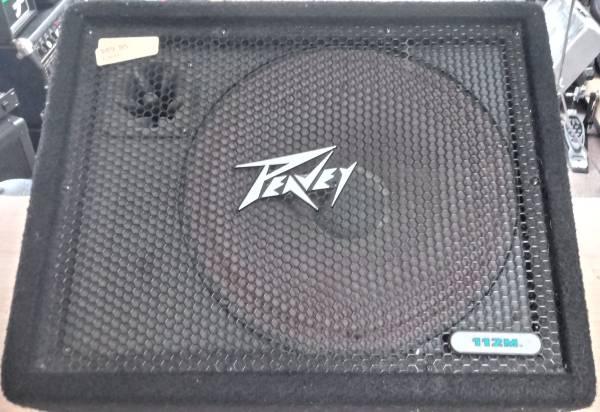 Photo Peavey 112M Monitor Speaker - $90