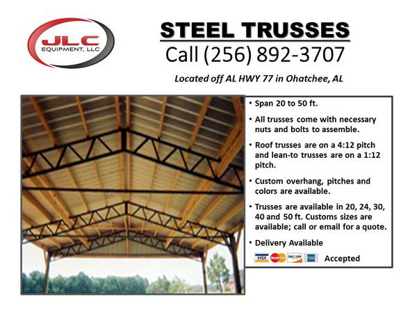 Metal Carport Trusses For Sale - Carports Garages