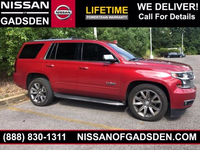 Photo Used 2015 Chevrolet Tahoe 4WD LTZ w Texas Edition for sale