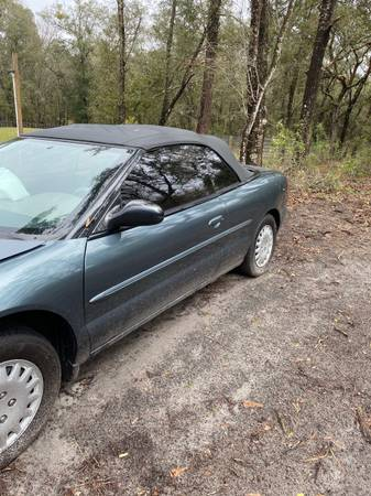 Photo 06 Chrysler Sebring convertible - $1,000 (Melrose)