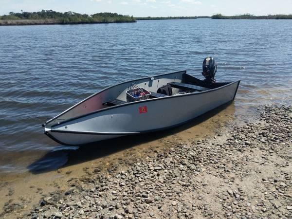 Photo 1239 Porta Bote  Suzuki DF6 Outboard - $1000 (Gainesville)