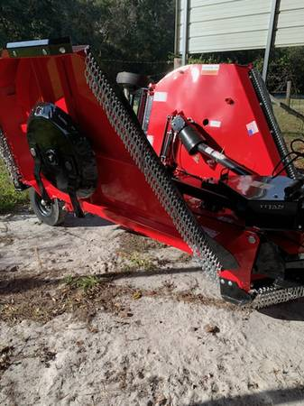 Photo 12 BATWING MOWER - $9500 (Branford)