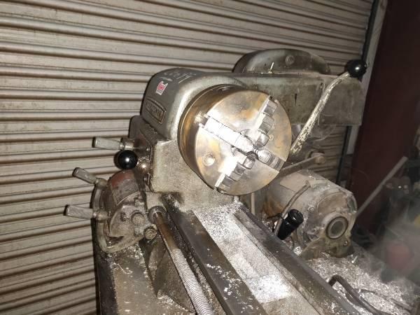 Photo 12 inch Craftsman metal lathe - $850 (Chiefland)