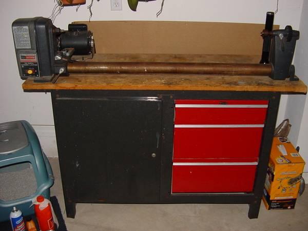Photo 12quot Craftsman Wood Lathe - $250 (Gainesville)