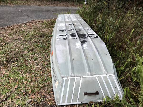 Photo 14 Foot John Boat - $500 (Gainesville)
