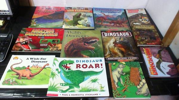 Photo 15 Children39s Books all about DINOSAURS - $15 (KISSIMMEE)