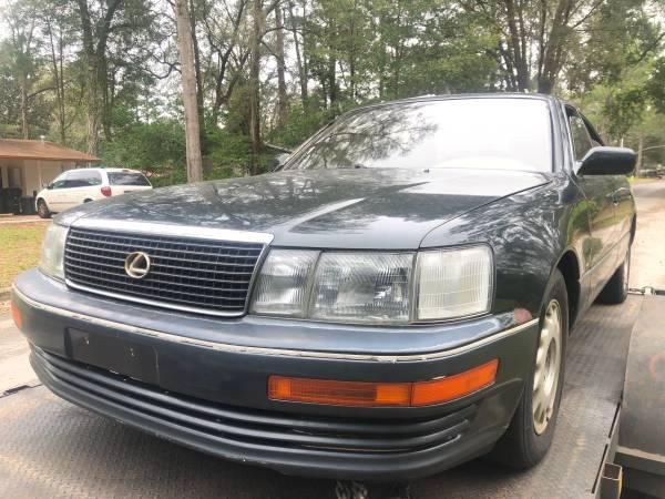 Photo 1991 ls400 1uz Lexus parts part out - $1