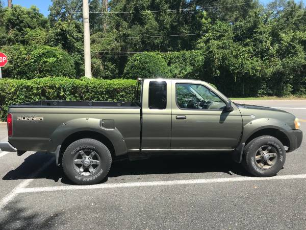 Photo 2003 Nissan Frontier King Cab V6 - $3,500 (Alachua)