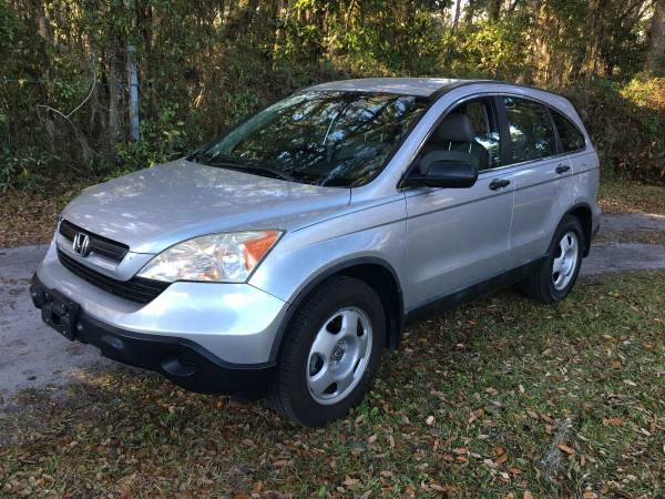 Photo 2009 HONDA CRV LX LOW MILES SUPER CLEAN  - $6900 (Gainesville)