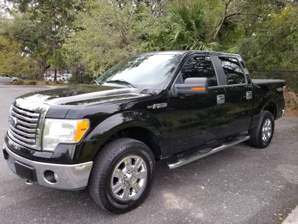 Photo 2011 Ford F150 Only 84k miles Excellent condition - $18,900 (Gainesville)