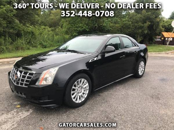 Photo 2012 Cadillac CTS Base - $10,700 (2120 N Main St Gainesville, FL 32609)