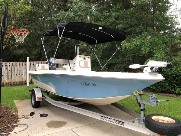 Photo 2016 Carolina Skiff, Sea Chaser, 19 Sea Skiff - $24,900 (Gainesville)