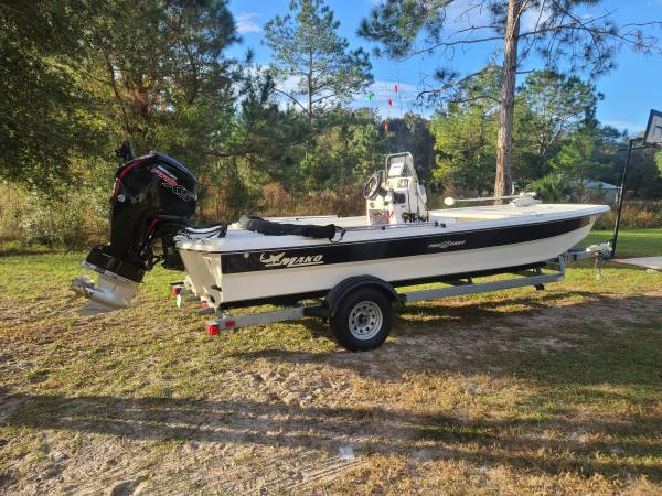 Photo 2019 19ft mako pro skiff - $33,000 (Chiefland)
