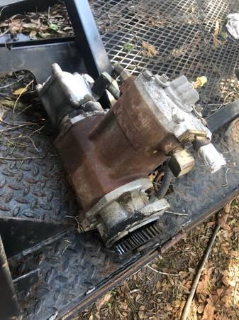 Photo Air brake compressor off a 12 valve Cummins turbo Diesel engine - $200 (High Springs)