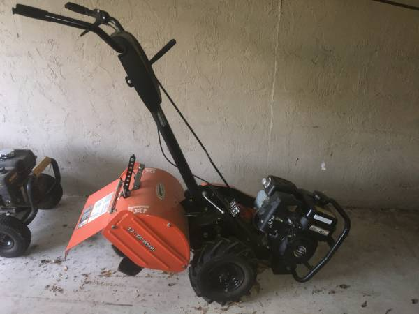 Photo Ariens Precision Dual-Rotating Rear-Tine Roto Tiller (Used once) - $699 (High Springs, FL)