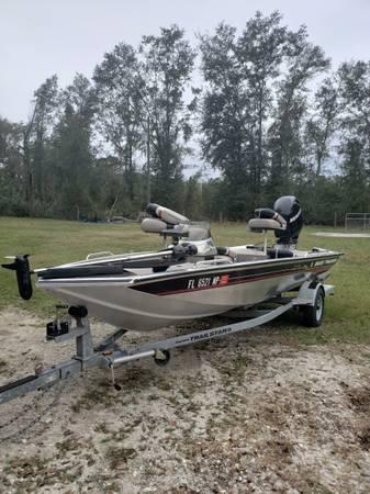 Photo BASS TRACKER 175 PRO TEAM - $11,000 (Gainesville)