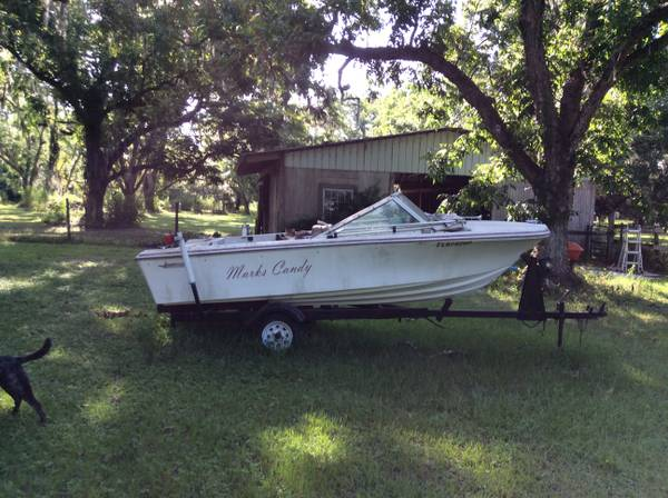 Photo Boat and trailer or sale - $400 (Hawthorne)