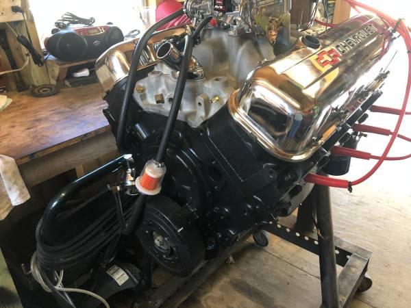 Photo Chevy 1987- 454-60 Engine - $4,500 (Lecanto)