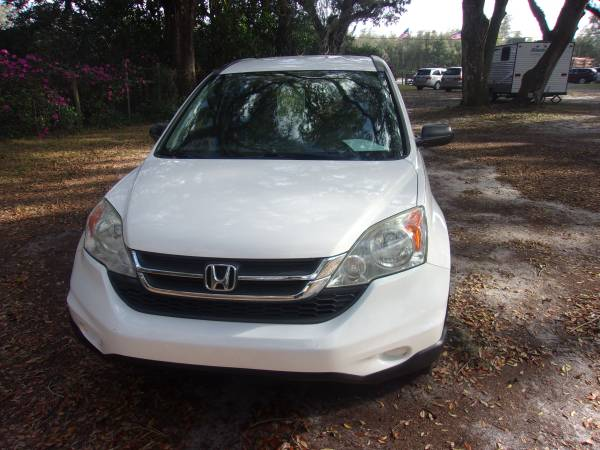 Photo Clean 2011 Honda CRV - $8500 (Gainesville)