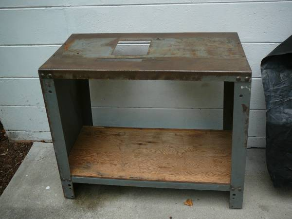 Photo Delta Rockwell Jointer Table - $40 (Gainesville, FL)