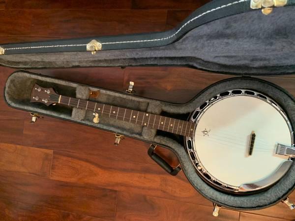 Photo Gibson 5 String Banjo - $1,200 (Keystone Heights)