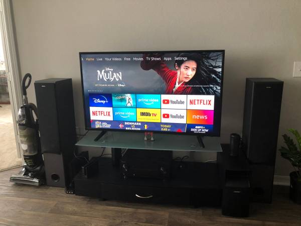 Photo Home Theater system - $200