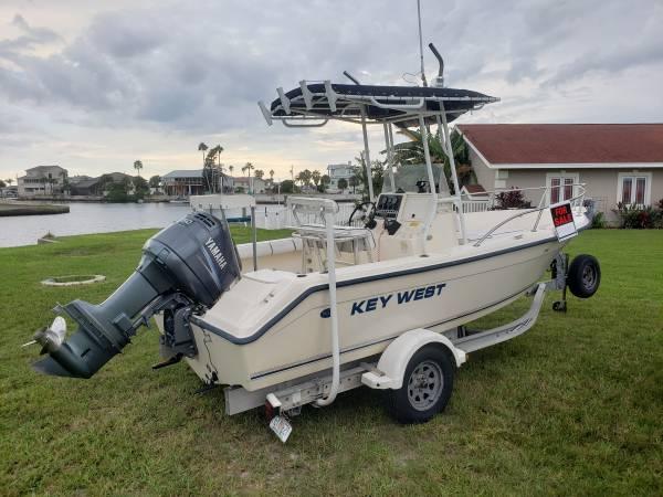 Photo Key West 2020 center console - $19,000 (Hernando Beach)