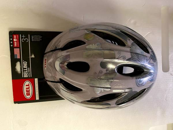 Photo Kids Bike Helmet (Brad New- Neve Used) - $10 (Gainesville)