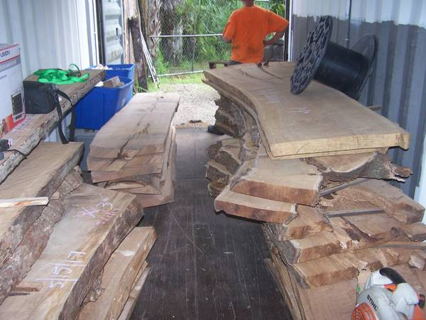 Kiln Dried Live Edge Slabs Of Wood Gainesville Materials For Sale Gainesville Fl