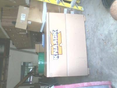 Photo Knaack Tool Box - $750 (Gainesville)