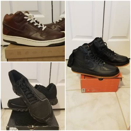 Photo Lot of Mens size 13 shoes - $300 (NE Gainesville)