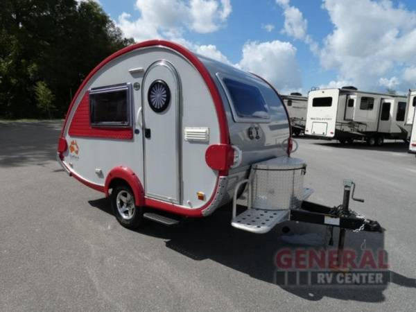 Photo Teardrop Trailer 2017 Little Guy Worldwide TAB S Max - $17,999