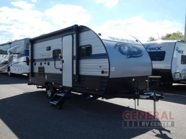 Photo Travel Trailer 2020 Forest River RV Cherokee Wolf Pup 16BHS - $16,993