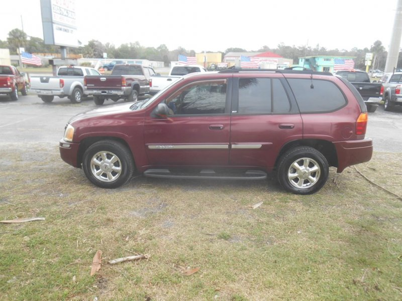 Photo Used 2002 GMC Envoy 2WD for sale