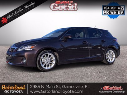 Photo Used 2011 Lexus CT 200h  for sale