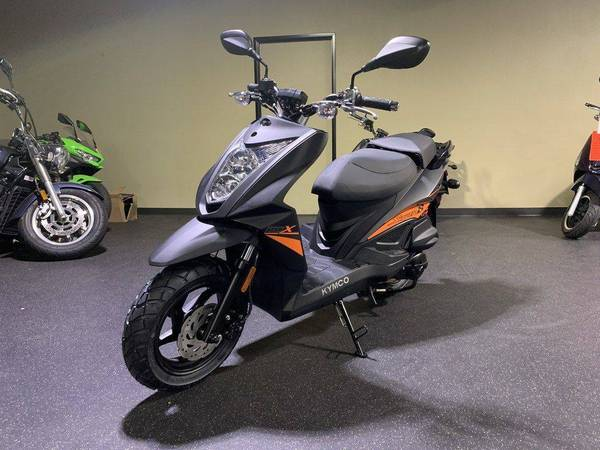 Photo WANT QUALITYGET A KYMCO SUPER 8 50CC  150CC SCOOTERS (SOLANO CYCLE)