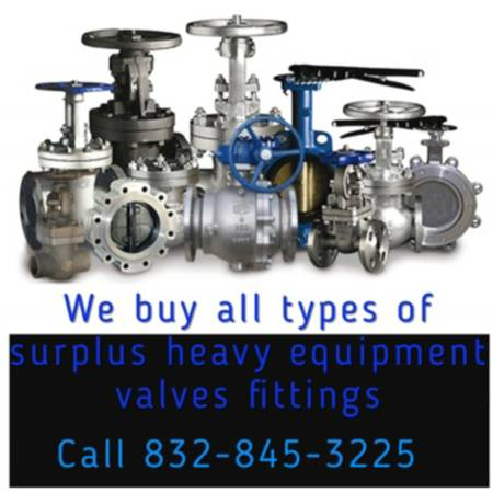 WE BUY SURPLUS TUBE FITTINGS,PIPE,VALVES,INSTRUMENTATION ...