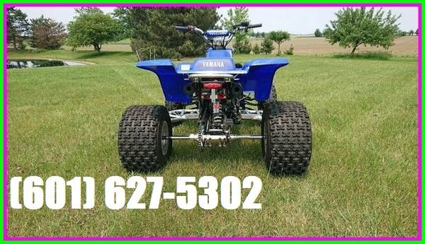 Photo Yamaha Banshee 350 - $800