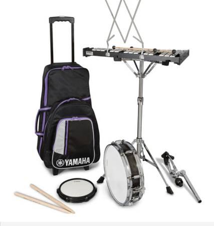 Photo Yamaha SCK-350 BellSnare Kit - $150 (Gainesville)